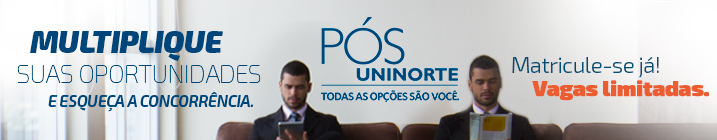 Pós-Graduação UniNorte 2014 - Exatas