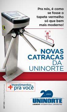 Novas Catracas UniNorte