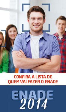 Lista Enade UniNorte 2014