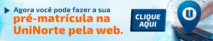 Pré-matrícula web UniNorte